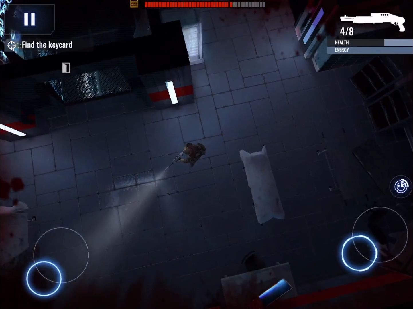 Death Point screenshot 1