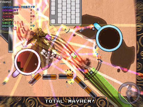 Arcade-Spiele: Lade Pixelmaschinen auf dein Handy herunter