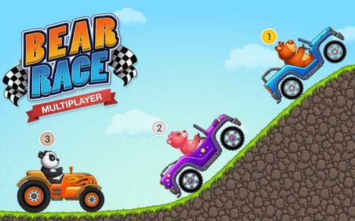 Bear race скріншот 1