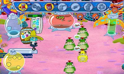 Greedy Monsters pour Android