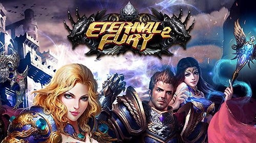 Eternal fury 2: Fantasy strategy RPG Screenshot
