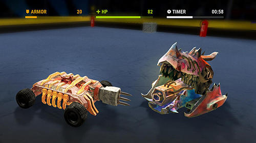 Robot fighting 2: Minibots 3D pour Android