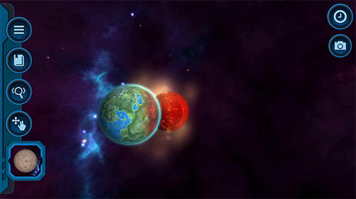 Pocket universe: A 3D gravity sandbox для Android