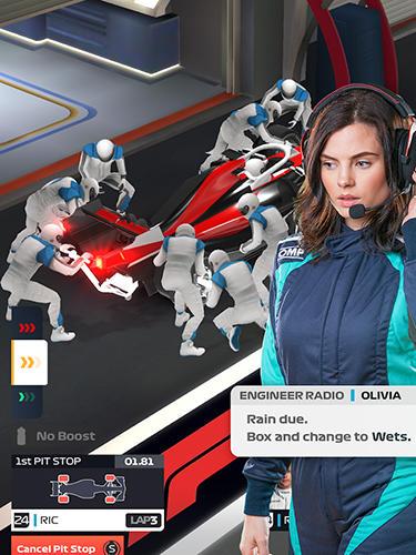 F1 manager screenshot 4