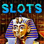 Egypt slots casino machines icon