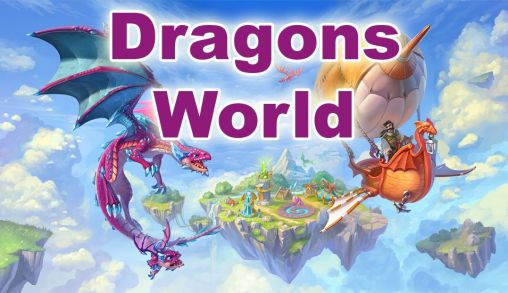 Dragons world screenshot 1
