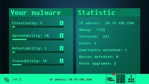 Cyberpandemic auf Deutsch