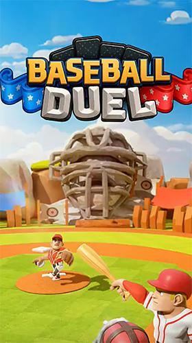 Baseball duel screenshot 1