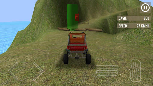Monster truck driver 3D für Android