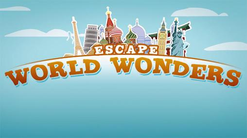 World wonders escape Screenshot
