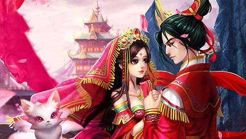RPG-Spiele Myth of eastern für das Smartphone