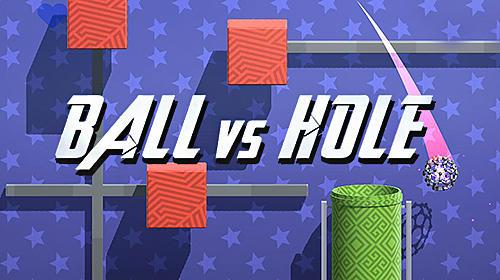 Ball vs hole Screenshot