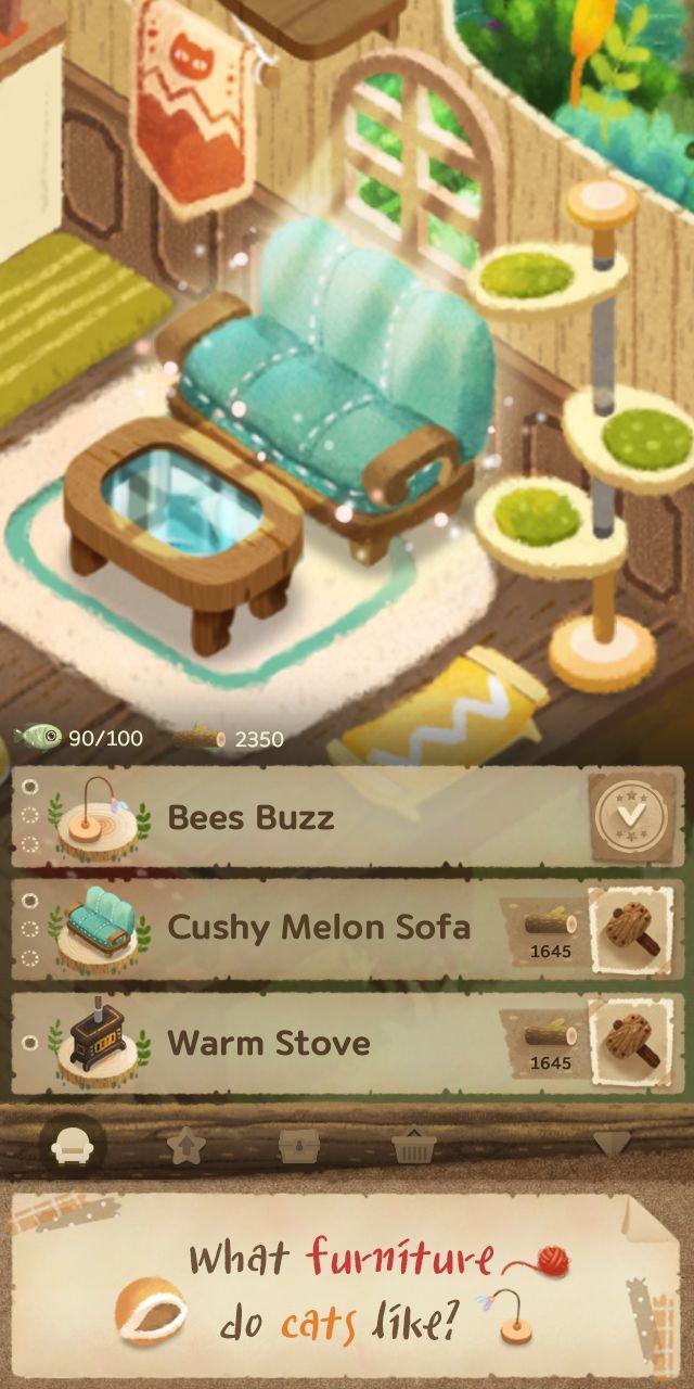 Secret Cat Forest для Android