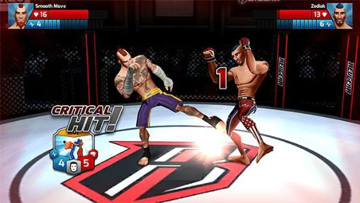 Luchas MMA federation para teléfono inteligente