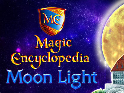 Magic encyclopedia: Moonlight captura de pantalla 1
