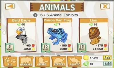 Zoo Story Screenshot