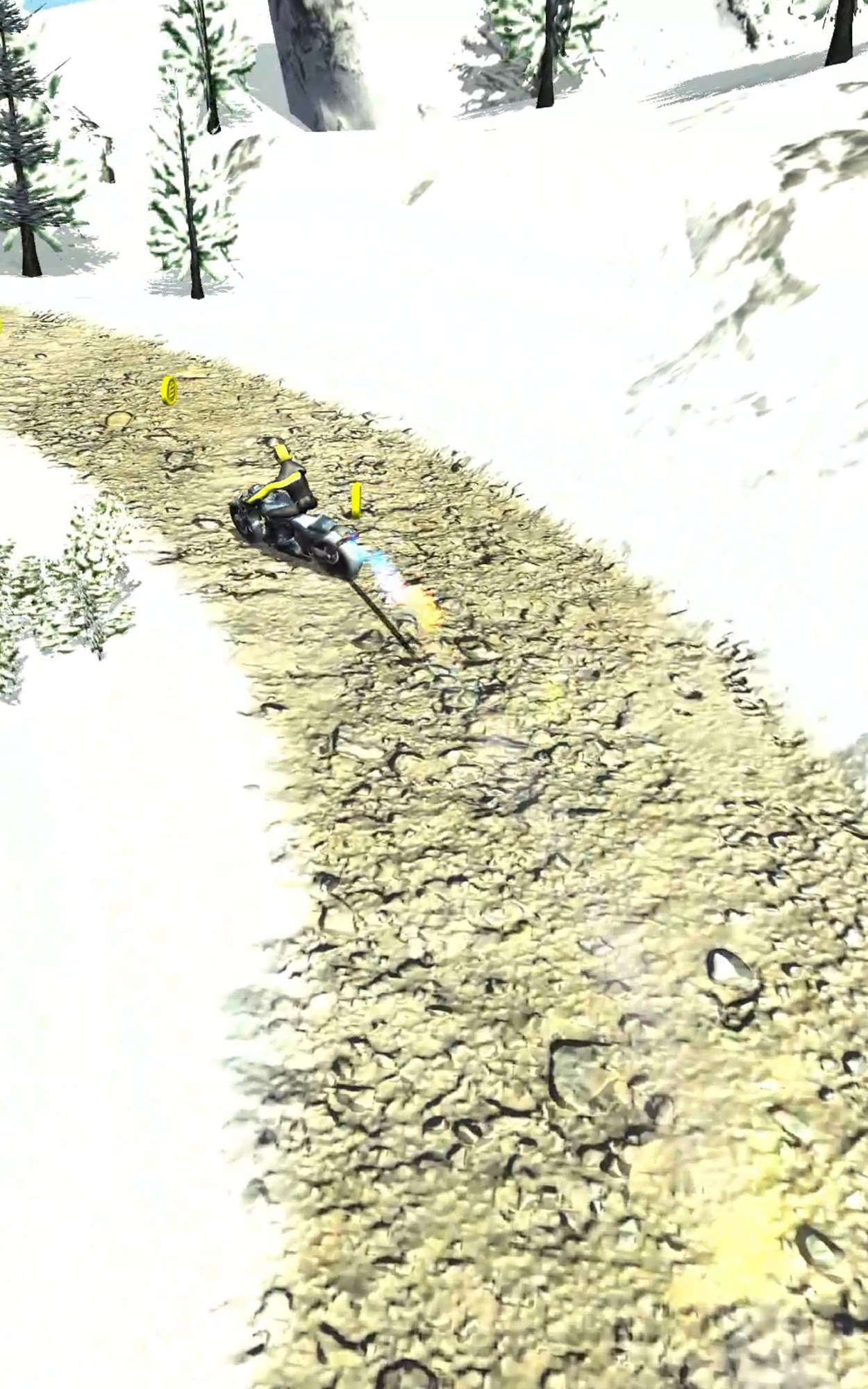 Slingshot Stunt Biker screenshot 1