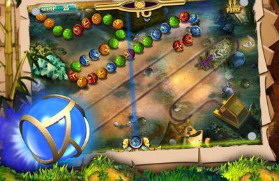 Arcade-Spiele: Lade Luxor-Legende auf dein Handy herunter