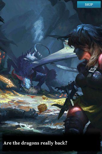 RPG: téléchargez Les trésors des souterrains sur votre téléphone