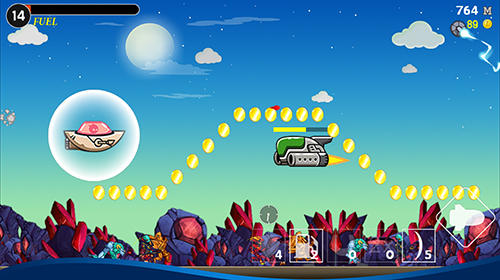 Heroes attack: Alien shooter für Android