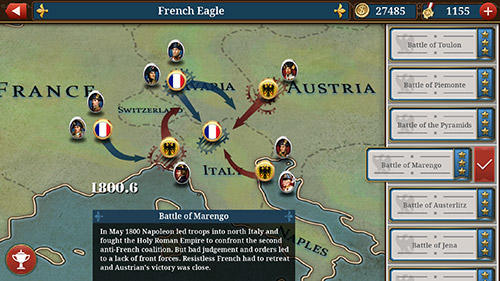 European war 6: 1804 screenshot 1