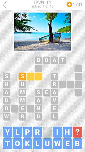 I love crosswords Screenshot