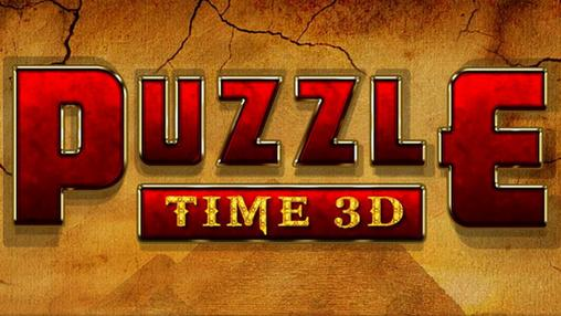 Puzzle time 3D Screenshot