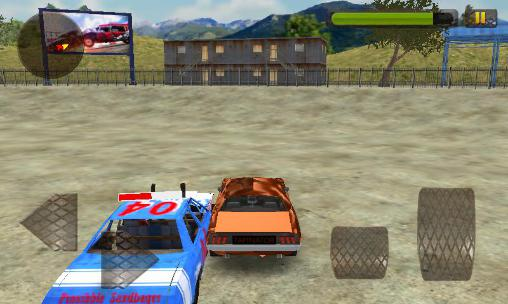 Car wars 3D: Demolition mania Screenshot