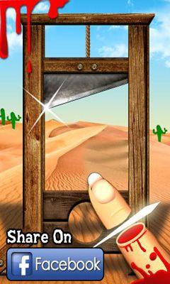 Arcade Finger Slayer für das Smartphone