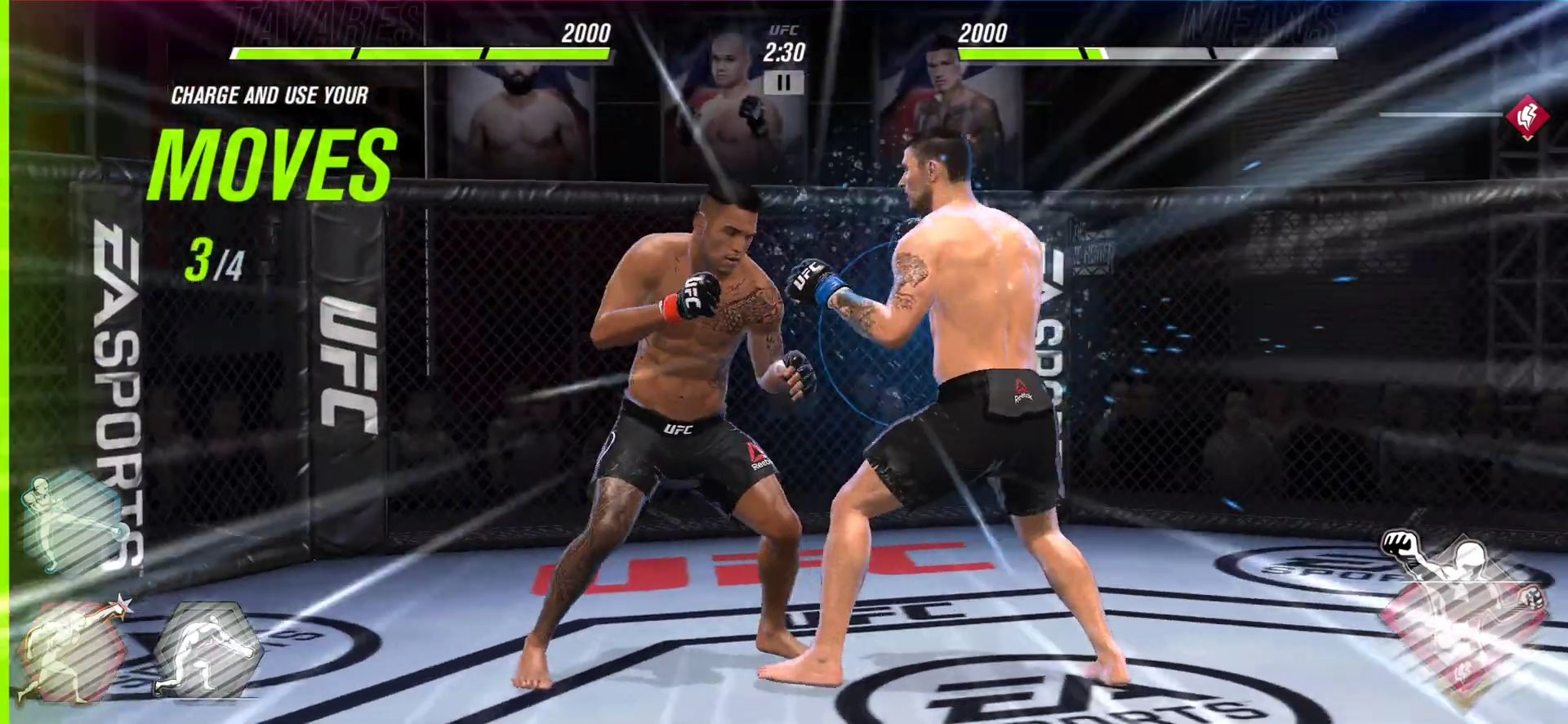 UFC 2 Mobile para Android