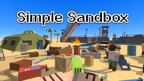 Simple sandbox скріншот 1