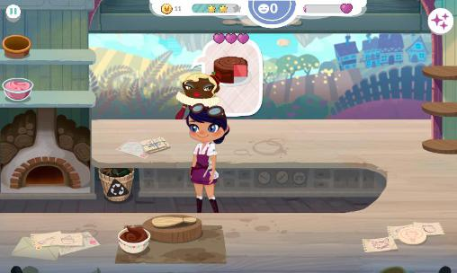 Bakery blitz: Cooking game für Android