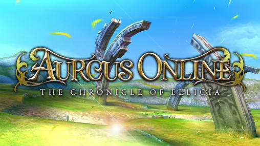 Aurcus online: The chronicle of Ellicia captura de tela 1