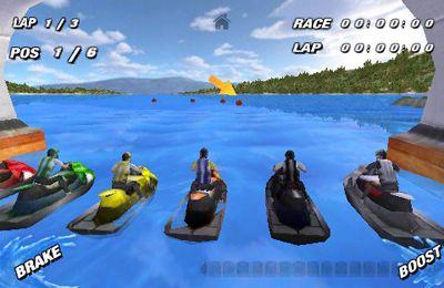 Rennspiele: Lade Jetski Rennen auf dein Handy herunter