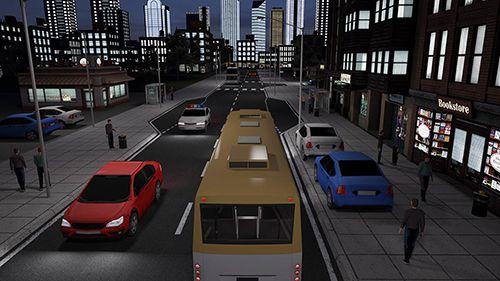 Simulator-Spiele: Lade Bussimulator Pro 2016 auf dein Handy herunter