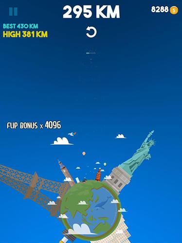 Arcade-Spiele Jump 360 für das Smartphone