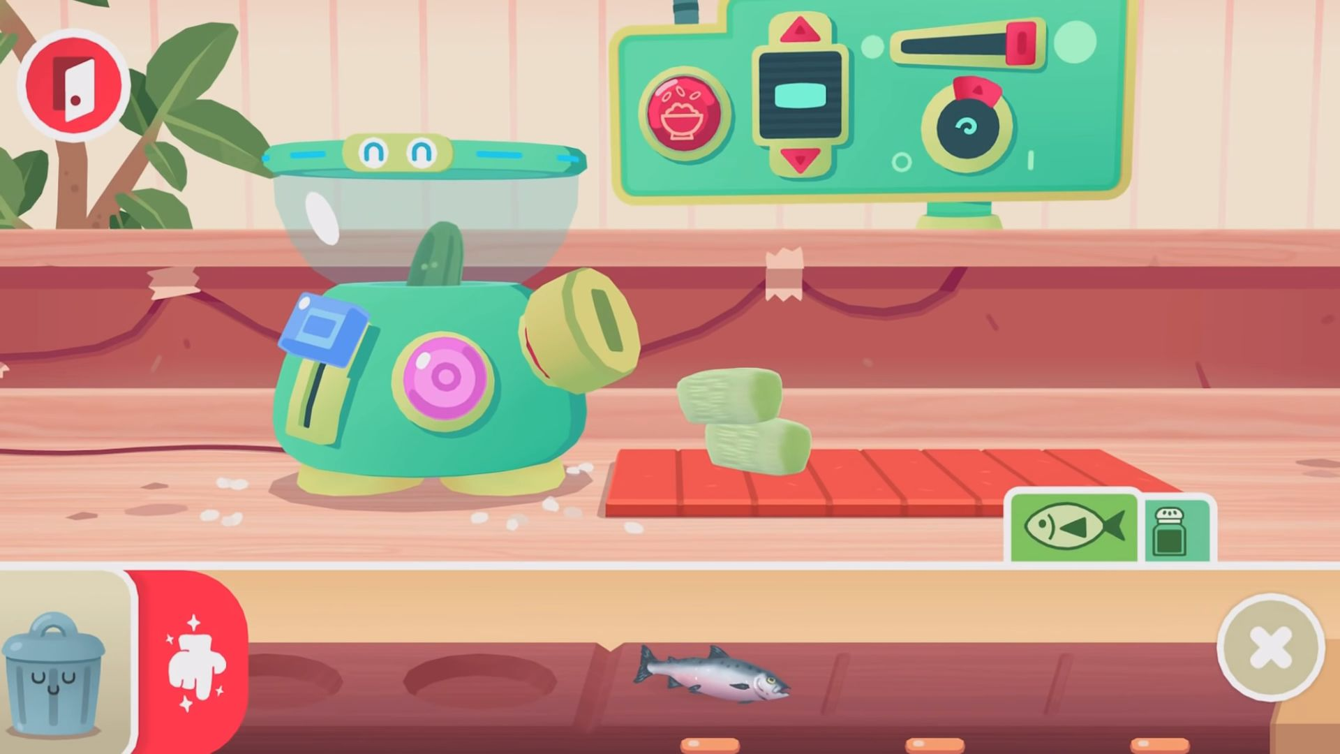 Toca Kitchen Sushi Restaurant screenshot 1