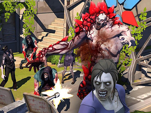 Zombie anarchy für Android