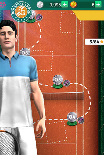 French open: Tennis games 3D. Championships 2018 для Android