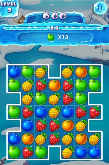 Ice fruit journey Screenshot