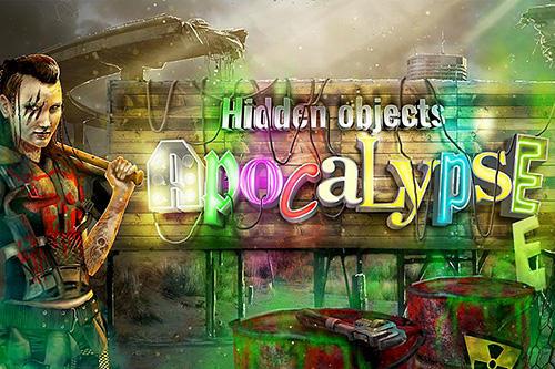 Apocalypse: Hidden object adventure games captura de pantalla 1
