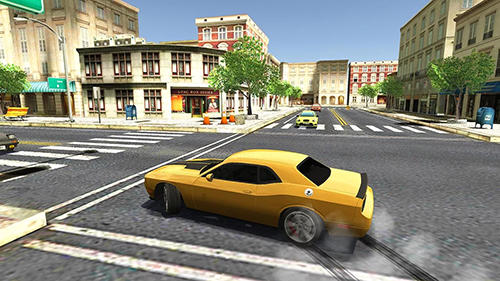 City drift Screenshot
