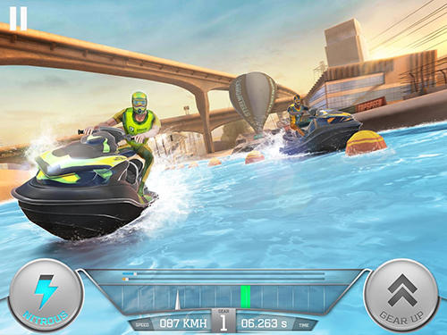 Top boat: Racing simulator 3D für Android