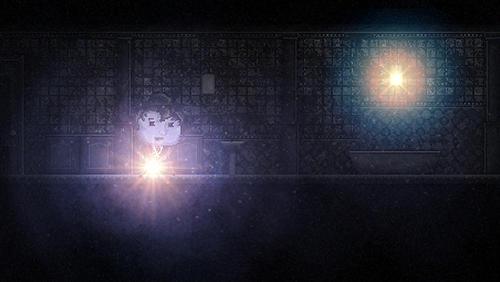 Abenteuer-Spiele Distraint: Pocket pixel horror für das Smartphone