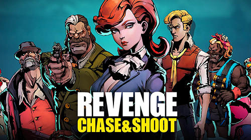 Revenge: Chase and shoot screenshot 1