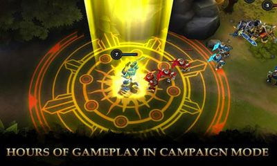 RPG Legendary Heroes pour smartphone