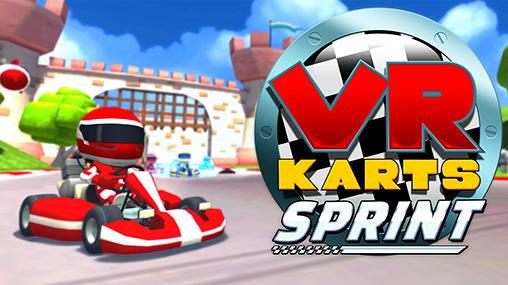 VR karts: Sprint скриншот 1