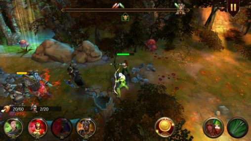 Demonrock: War of ages for Android