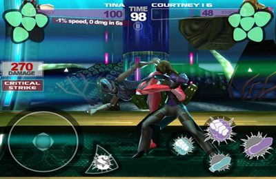 Multiplayerspiele: Lade Kinetische Schäden auf dein Handy herunter