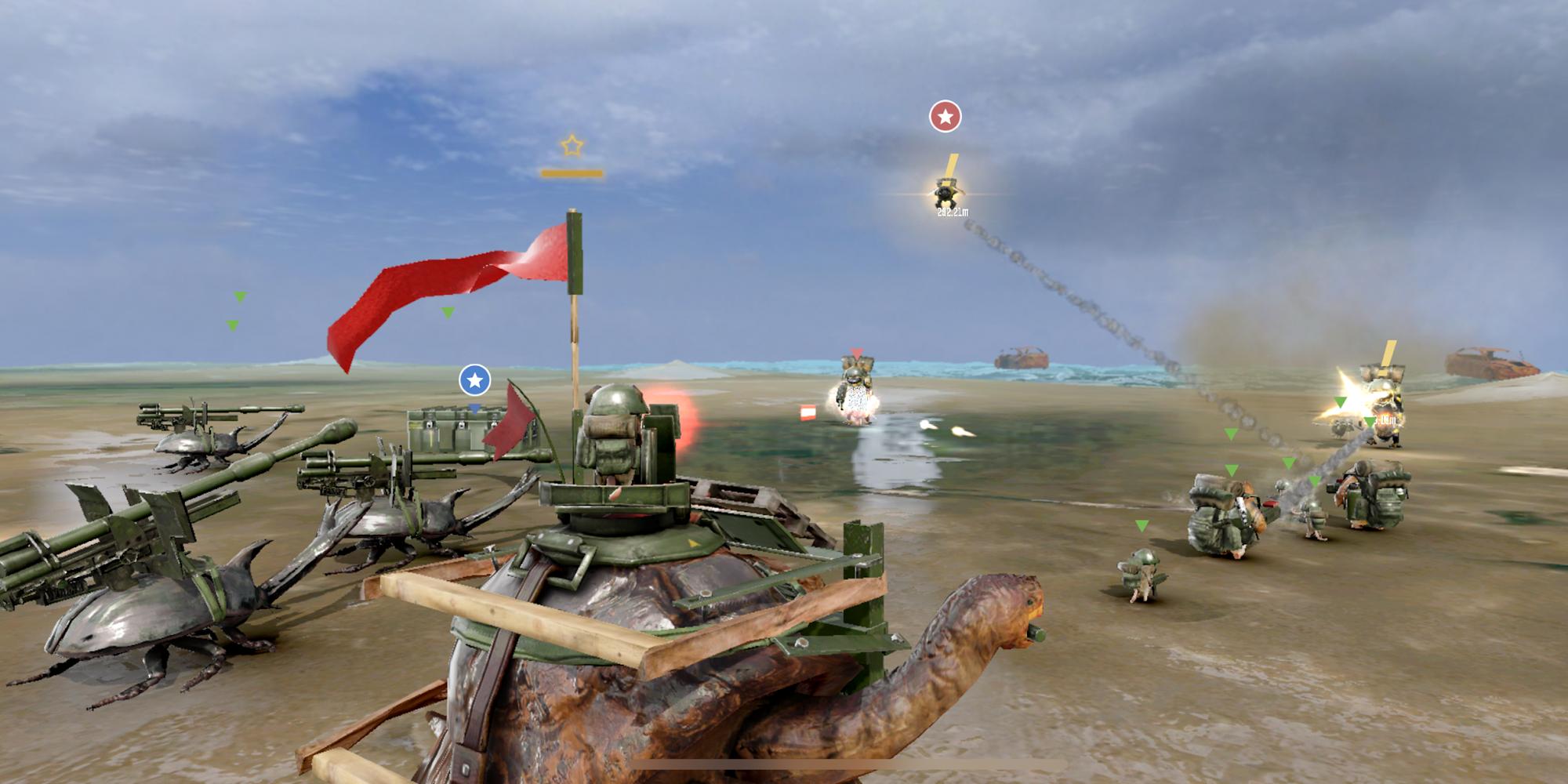 War Tortoise 2 скриншот 1